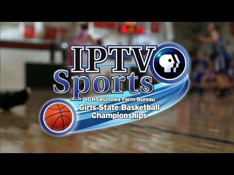 2A IGHSAU Iowa Farm Bureau Girls State Basketball Championships 2015