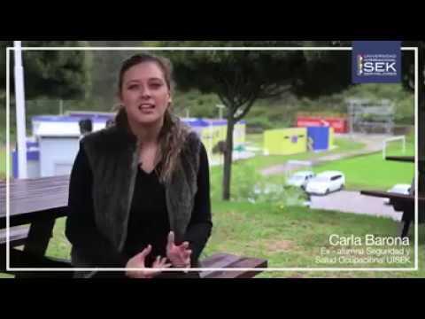 Testimonial Seguridad y Salud Ocupacional