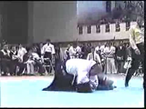 Aikido vs Kick Boxing