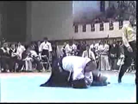 Aikido vs Kick Boxing