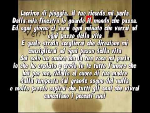 , title : 'Antonello Venditti - Lacrime di pioggia con testo'