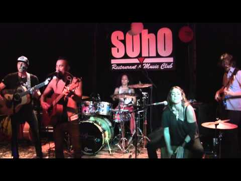 Nahko + Medicine For The People 'It Is Written' Live at Soho in Santa Barbara, CA 4.11.13