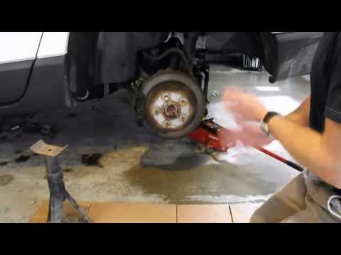 DIY – Chrysler Pacifica disk brake change