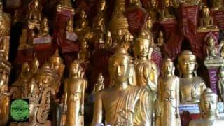Pindaya Myanmar  city pictures gallery : The thousands Buddha of Pindaya cave - Myanmar - Burma
