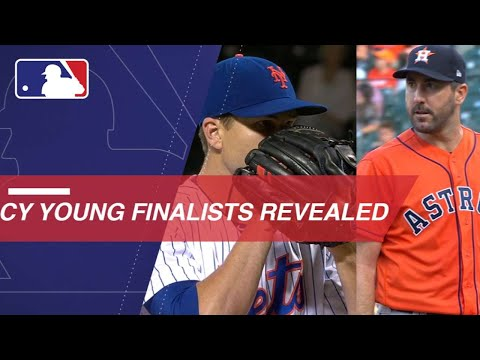 Video: MLB announces the 2018 Cy Young Award finalists