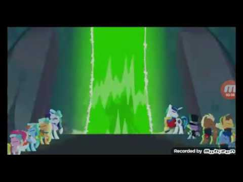 undertale songs in MLP moments pt.1