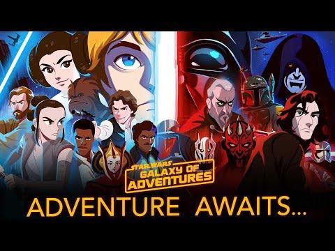 Adventure Awaits | Star Wars Galaxy of Adventures