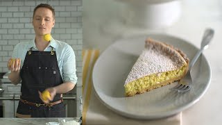 Lemon Curd Souffle Tart - The Slice with Greg Lofts by Everyday Food