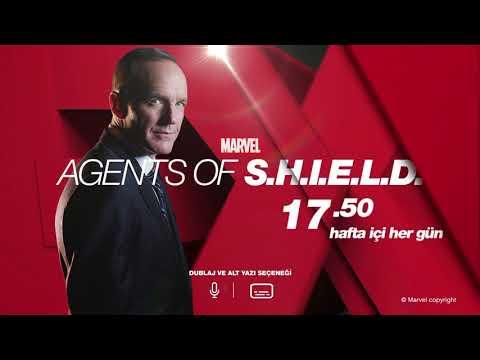 FX I Marvel's Agents Of S.H.I.E.L.D. 2. Sezon İlk Bakış