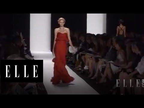 Carolina Herrera la gran dama de la moda.