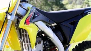 8. Overview: 2015 Suzuki RM-Z250 test