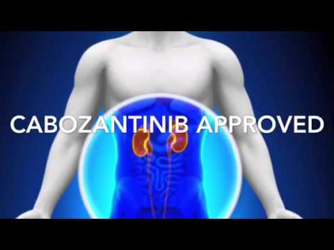 FDA Approves Cabozantinib for Advanced RCC
