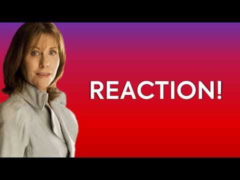 Sarah Jane Adventures - Invasion of the Bane REACTION!