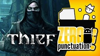 Video THIEF - STEALING A CLASSIC (Zero Punctuation) MP3, 3GP, MP4, WEBM, AVI, FLV Maret 2018