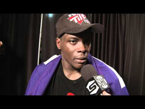 Ovince St Preux  Post Strikeforce St Louis Interview