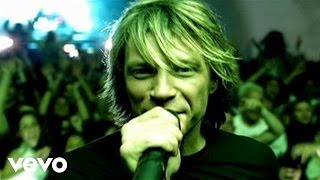 Music video by Bon Jovi performing It's My Life. (C) 2003 The Island Def Jam Music Group.