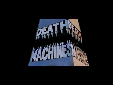 Death Machines: 1976 Theatrical Trailer (Vinegar Syndrome)