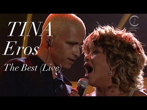 Tina Turner & Eros Ramazzotti - The Best - Live Munich 1998 (HD 720p) (видео)