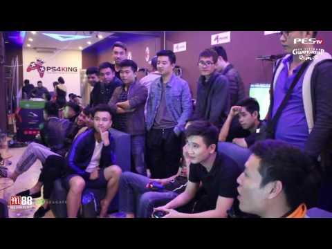 PES Vietnam Championship 2017 - Vòng loại khu vực phía Bắc | Recap
