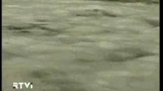 Экологическая катастрофа на Мертвом Море