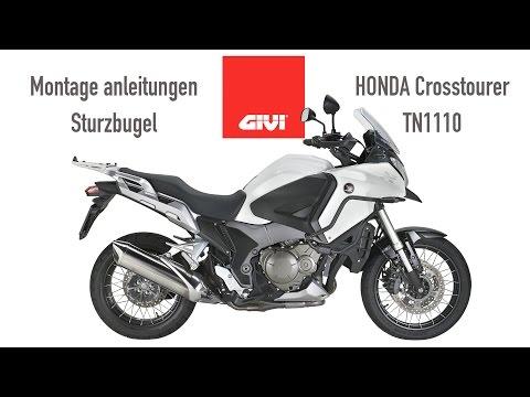 TN1110 Spezifischer sturzbügel für Honda 1200 Crosstourer