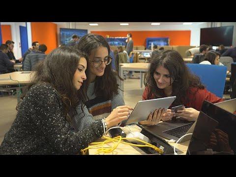 Η Ακαδημία προγραμματιστών εφαρμογών της Νάπολης