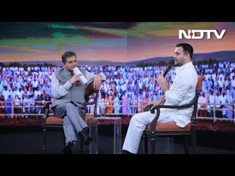 NDТVУuvа - एनडीटीवी युवाः तेजस्वी यादव ने बताया क्यों क्रिकेटर से बने नेता - DomaVideo.Ru