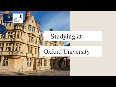 oxford - Oxford University is the oldest university in the English speaking world and has been educating world changing leaders for over 800 years. Find out more abou...