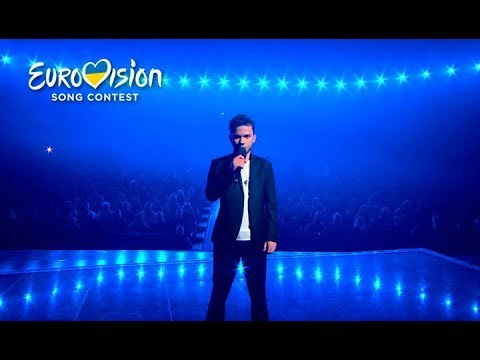 LAUD – Waiting – Национальный отбор на Евровидение-2018. Первый полуфинал (видео)
