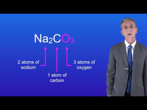 GCSE Science Chemistry (9-1) Balancing Chemical Equations
