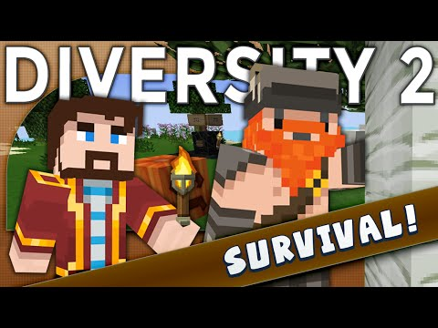 style - Minecraft adventure map fun! After the gruelling experience of last episode we need some time to unwind, so come and join us as we play this 'relaxing' survival challenge. Previous Episode:...