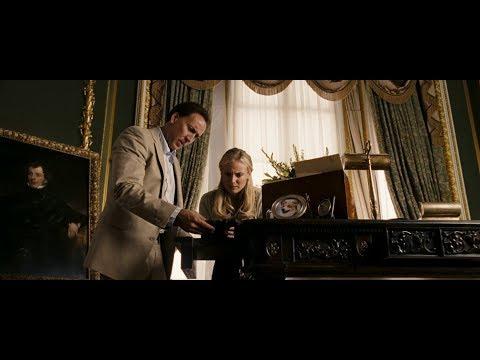 National Treasure: Book of Secrets - Resolute Desk | Buckingham Palace (HD)