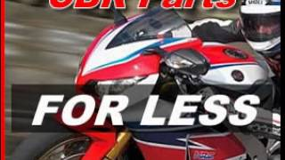9. Discounted Honda CBR1000RR Sportbike accessories for sale Flordia