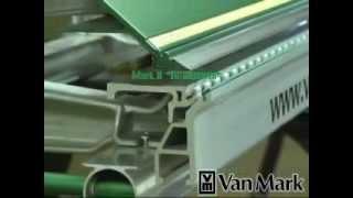 Технология POWERslot для листогибов Van Mark