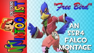Free Bird – An SSB4 Falco Montage