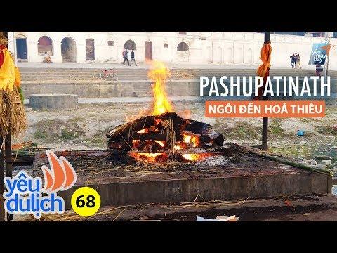 YDL #68: NEPAL #2: Ngôi đền hoả thiêu người chết ở Kathmandu | Yêu Máy Bay - Thời lượng: 19 phút.