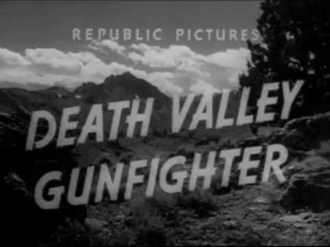 Death Valley Gunfighter (1949) Allan 'Rocky' Lane