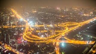 360 Degrees Revolving Rooftop Baiyoke Sky Hotel Bangkok 84th flr.