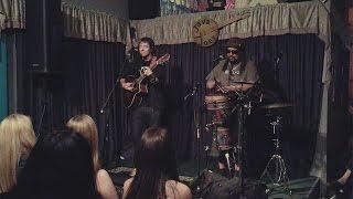 Jason Mraz & Toca Rivera - Childlike Wildlife / Common Pleasure (Live at Java Joe's 2016)