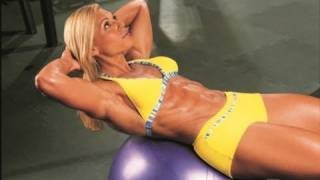 Stomach Exercises For Women-Ab Workouts For Women To Tone It Up
