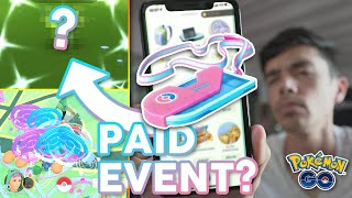 WOULD YOU PAY $8 FOR THIS EVENT? (Pokémon GO Colossal Pass Event Ticket) by Trainer Tips