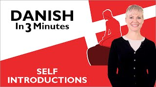 Learn Danish - How to Introduce Yourself in Danish