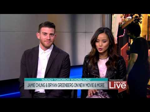 Jamie Chung & Bryan Greenberg on New Movie & More