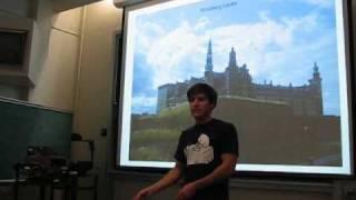 Spencer - Sweden, Lund University, Biology