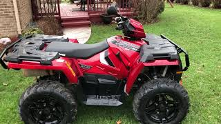1. Polaris Sportsman 570 1 year, 1100 Mile Review
