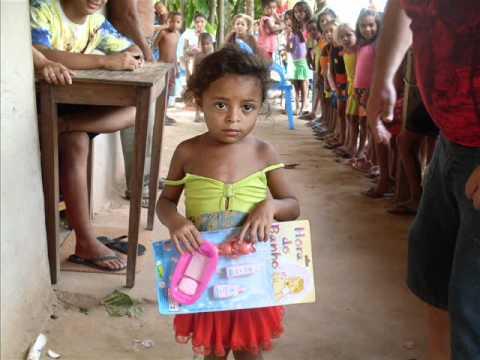 Projeto Francilina - dia das crianças