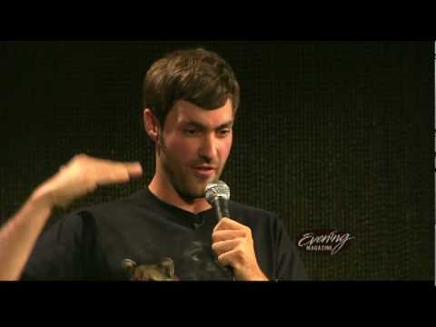JEFF DYE @ PARLORL LIVE COMEDY CLUB ON KING 5 EVENING MAGAZINE PT. 2