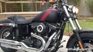 10. New 2014 Harley Davidson Fat Bob Motorcycles for sale - Tampa, FL