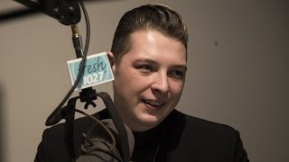 John Newman Talks Recent Success, Dream Collaborations & More In Fresh 102.7 Interview