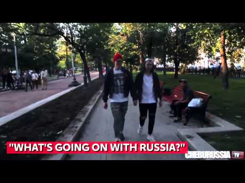 This is what it's like to be gay in Russia (видео)